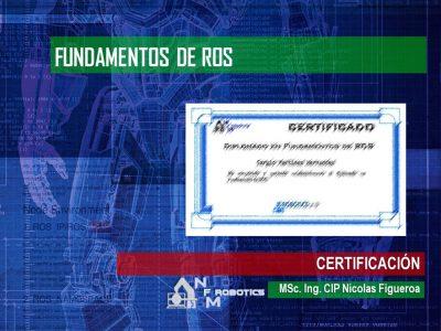 Certificación en Fundamentos de ROS
