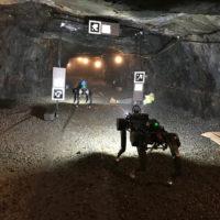 PLUTO, un perro-robot autónomo diseñado para la minería
