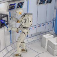 La NASA desarrolla el robot humanoide (Robonaut) de la próxima generación