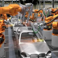 El mercado mundial de robótica se valoró en alrededor de US $ 34 mil millones en 2019 y se espera que crezca exponencialmente en 2020