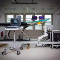 Tecnología robótica para combatir el cáncer de seno